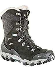 Oboz Womens Bridger 9 Insulated Waterproof Boot