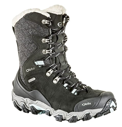 Insulated 400g Waterproof Boots (Oboz Bridger 9