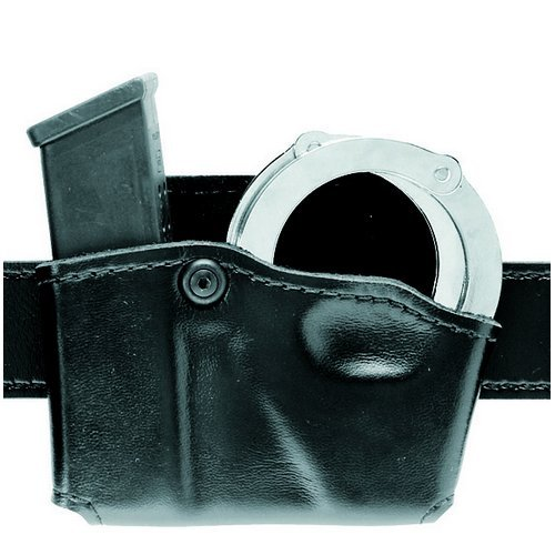 Safariland Open Top Magazine And Handcuff Pouch Finish 573-383-131