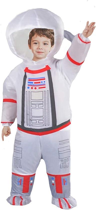 Inflatable Costume for Adult Kids Astronaut Halloween CostumeBlow up Costume