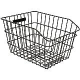 "Sunlite Rack Top Wire Basket, 13 x 16 x 8"", Black"