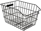 Sunlite Rack Top Wire Basket, 13 x 16 x 8'', Black
