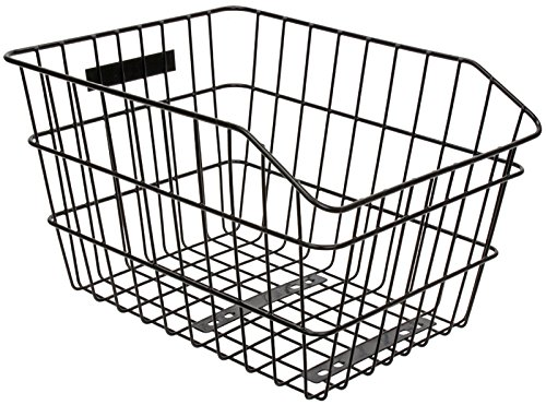 Sunlite Rack Top Wire Basket, 13 x 16 x 8'', Black by Sunlite