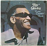 Ray Charles, Country Style, Abc Records, Vinyl