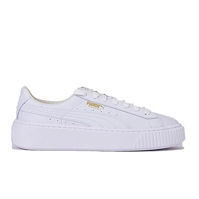 Puma Basket Platform Core, Sneaker Donna