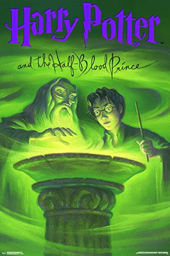 Trends International 24x36 Harry Potter and the Half-Blood Prince Premium Wall Poster, 22.375