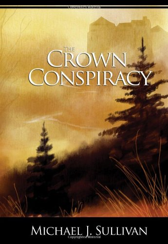 Book cover for The Crown Conspiracy