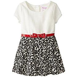 Nannette Little Girls' Dress Cat Animal Tutu Dress
