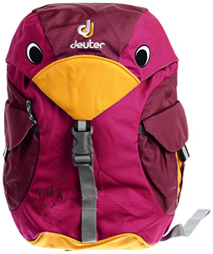 Deuter Kikki Kid's Backpack, Magenta/Blackberry