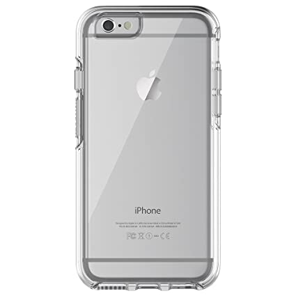 timeless design 45f34 72de1 NEW OtterBox SYMMETRY CLEAR SERIES Case for iPhone 6/6s (4.7