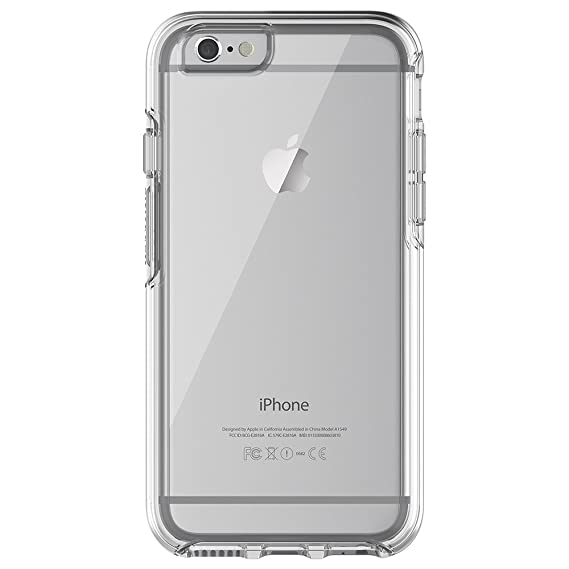 half off 14521 f889f NEW OtterBox SYMMETRY CLEAR SERIES Case for iPhone 6/6s (4.7