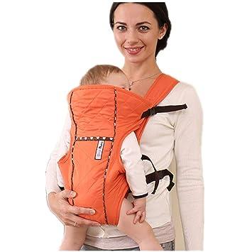 Porte-bébé Hipseat Ergonomique Devant Le Sac À Dos Pour Enfant, Réglable En  Sécurité abaeada1ae8