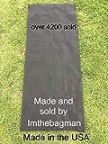 MHbags Wood Chipper Bag Leaf Shredder Universal 24x61