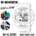 G-SHOCK G-LIDE GAX-100A-7AJFの商品画像
