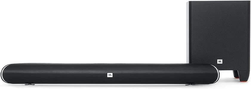 JBL Cinema SB250 Soundbar, Black