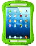 iPad Mini Case, iXCC ® Shockproof Silicone Protective Case Cover for iPad Mini, Mini 2, Mini 3and iPad Mini Retina Models - Green