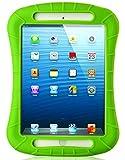iPad Mini Case, iXCC Shockproof Silicone Protective Case Cover for iPad Mini, Mini 2, Mini 3and iPad Mini Retina Models - Green