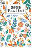 Sudoku Travel Book: Easy to Hard Sudoku Puzzles Book Pocket Sized For Travel