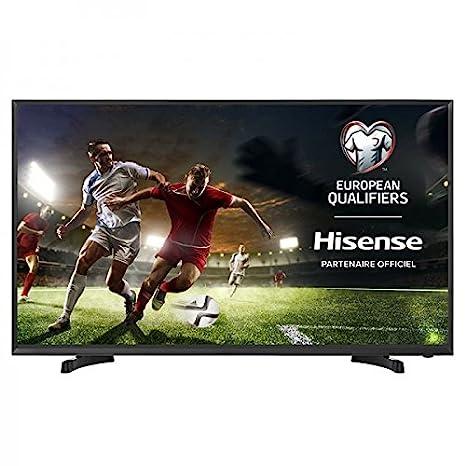 Hisense h32 m2100 C televisor LED 32 TV HD 80 cm 100 hz: Amazon ...