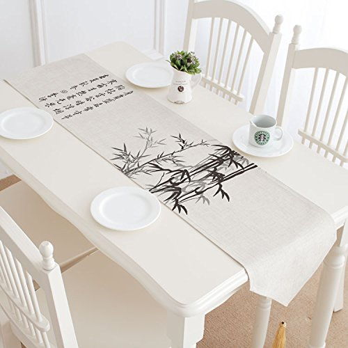 Asibg Home Pflaume Orchidee Bambus Und Chrysantheme Kaffee Gordon