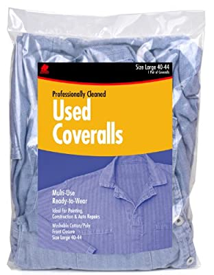 Buffalo Industries (15005) Used Coverall - Size Large - Pack of 1