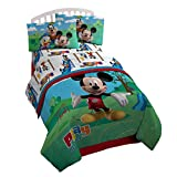 Disney Mickey Mouse Club House 'Play' Twin Comforter Set