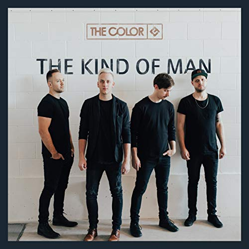 The Kind Of Man Album Cover