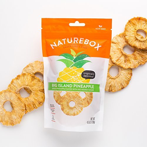NatureBox Dried fruit