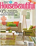 House Beautiful Magazine British Edition April 2013