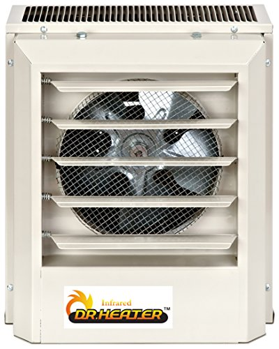 Dr Infrared Heater DR-P350 480V, 5KW, Three Phase Unit (Units 480)