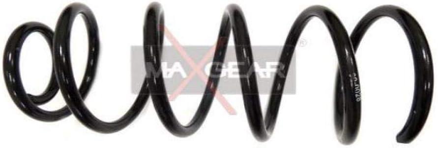 Maxgear Fahrwerksfeder Spiralfeder 60-0028 Vorderachse
