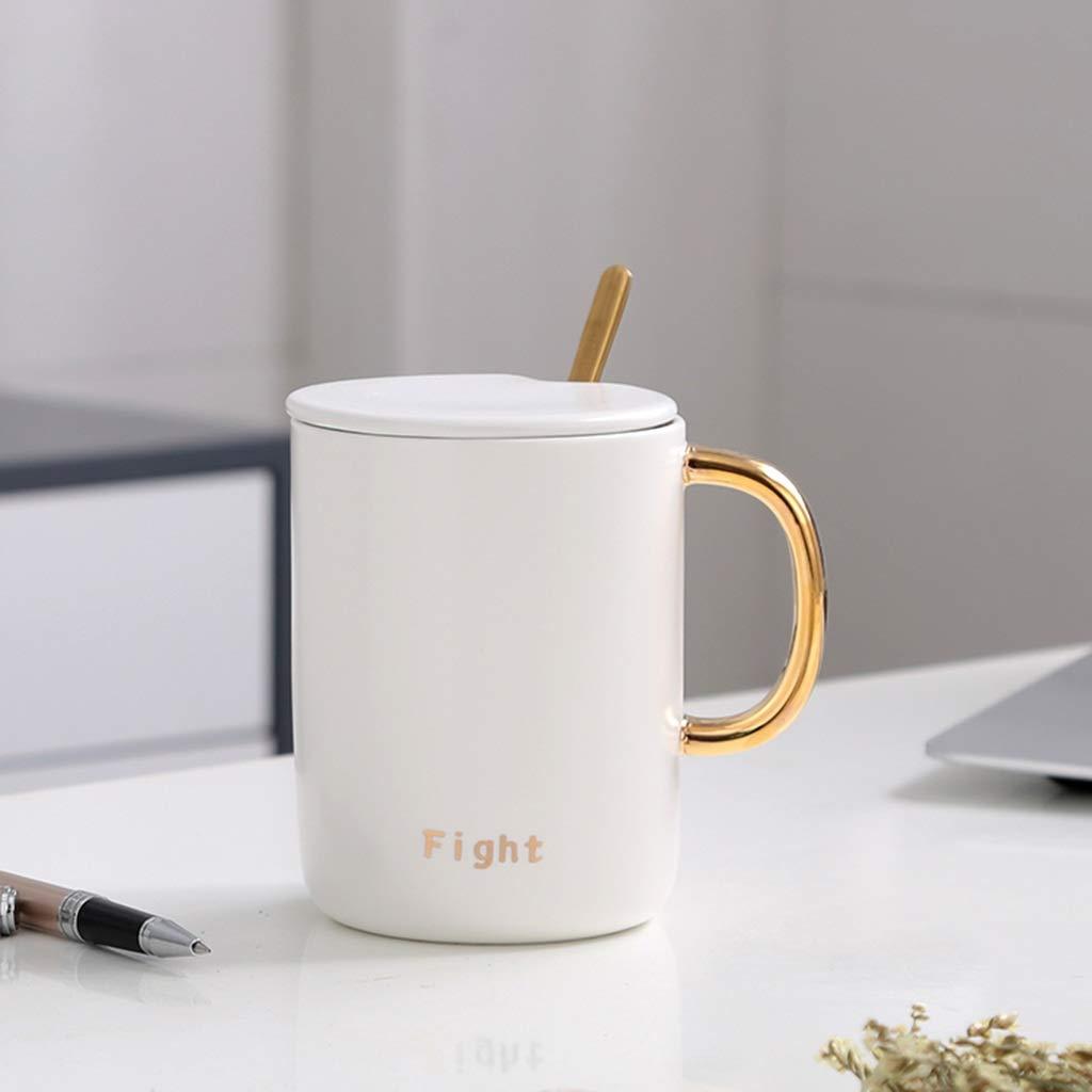 CSQ Coffee Cup Four Sets of Tea Sets, Simple Teapot Mug Ceramics Hospitality Tea Set Tea Set Capacity: 1000ml Afternoon Tea (Color : #4) by Tea set-CSQ (Image #6)