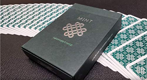 Mint 2 Playing Cards Rare Limited Edition Marked Cucumber Deck 52Kards
