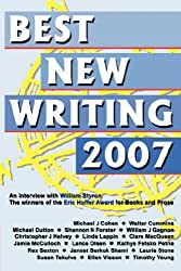 Best New Writing 2007