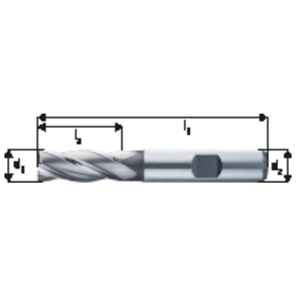 Forum codolo fresa D844 K HSSE 8,00 mm, 4317784826440 00mm