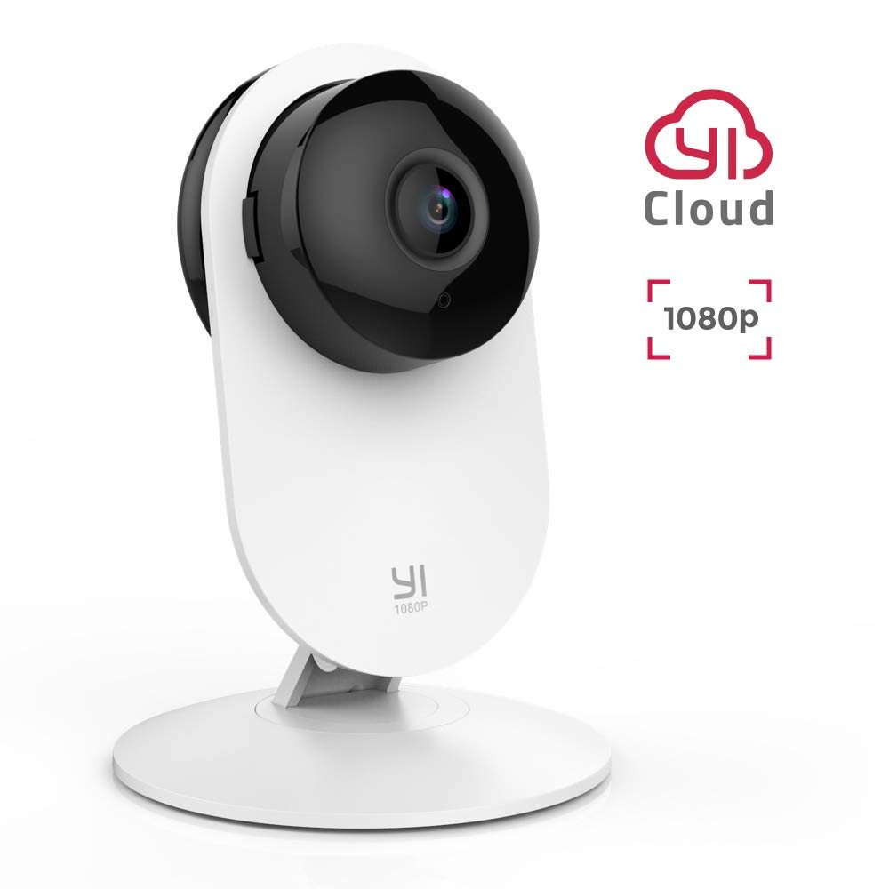 YI Home Camera 1080p Wireless IP Telecamera WiFi
