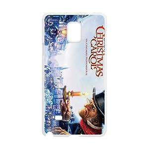 A christmas carol Case Cover For samsung galaxy Note4 Case