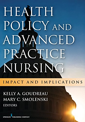 Health Policy and Advanced Practice Nursing Pdf