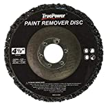 4 Pack 4-1/2' x 7/8' Replacement Disc for Paint & Rust Remover, Stripper