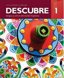 Descubre level 1 2014 edition student edition paul a krieger descubre 2017 l1 student edition fandeluxe Gallery