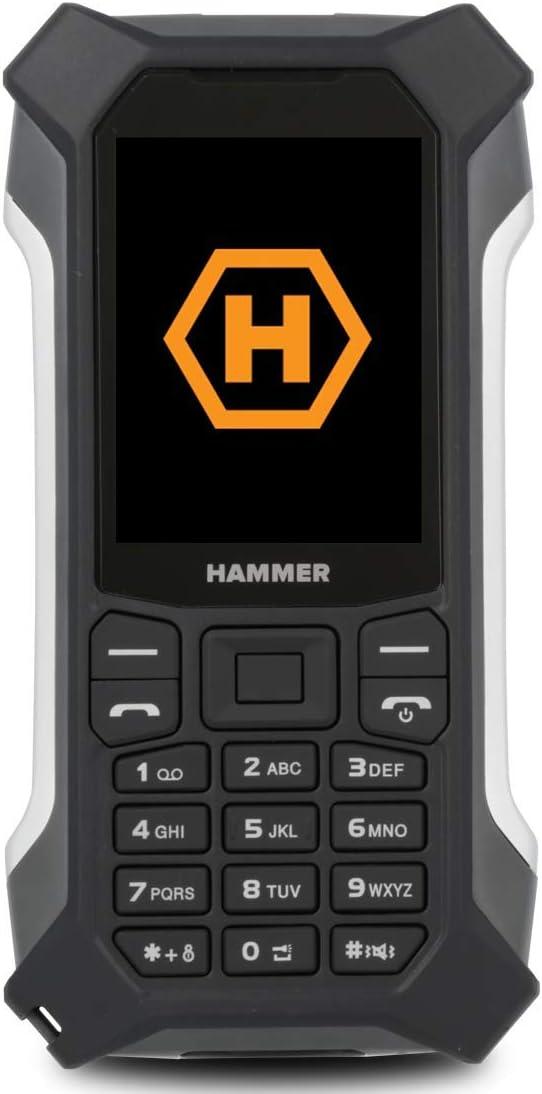 Hammer Patriot Outdoor Handy Tastenhandy Ohne Vertrag Elektronik
