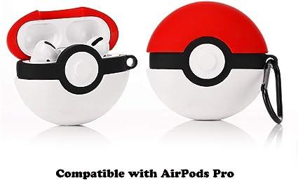 AirPods Pro- POKEMON BALL Case