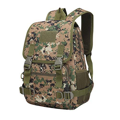 militar escuela Congshu Negro que Paquete del acampa bolso libre escuela la ejército aire la de Fan táctica Equipment mochila camuflaje de entrenamiento al de FwwXAE