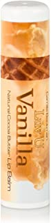 product image for Camille Beckman All Natural Cocoa Butter Lip Balm, Luv U Vanilla.25 oz (3 Pack)