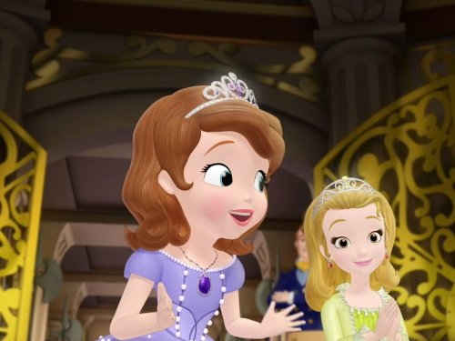 The Amulet of Avalor (Elena Of Avalor And Sofia The First)