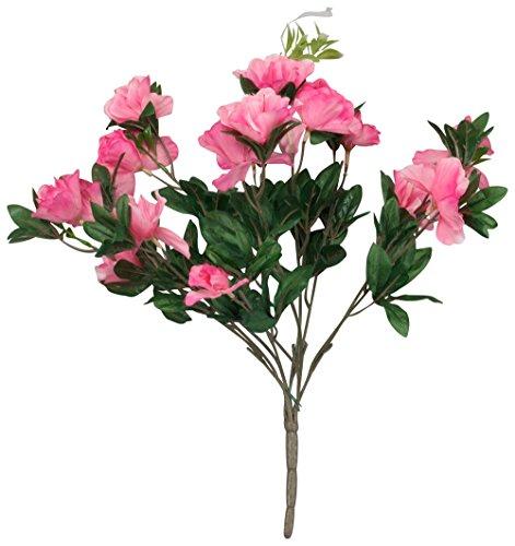 miles-kimball-pink-silk-azalea-bush