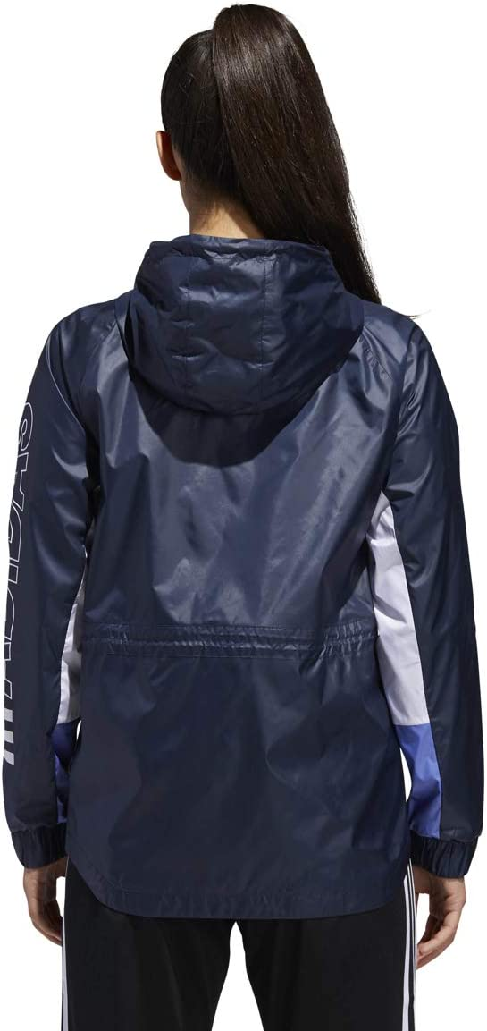 adidas Women's Outline Windbreaker Jacket