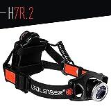 Best Led Lenser Work Lights - LED Lenser - H7R.2 Rechargeable Headlamp, Black Review