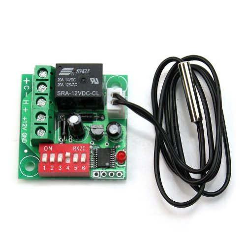 Digital Temperatur Regler Thermostat Thermo Temperaturschalter ...