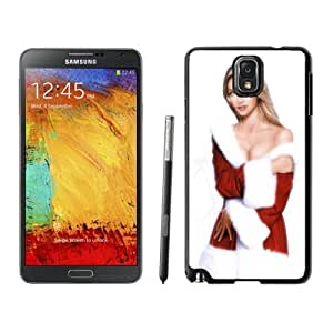 Note 3 Case,Sexy Christmas Lingerie Girl TPU Black Samsung Galaxy Note 3 Cover Case,Note 3 Cover Case